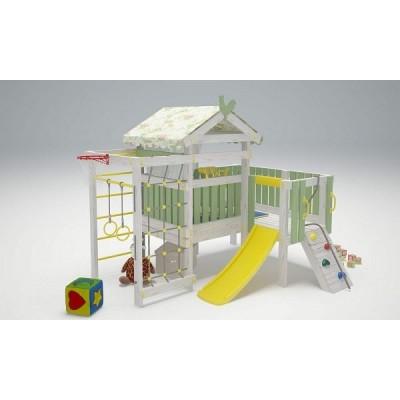 Игровой комплекс - кровать Савушка Baby - 7/1 фото